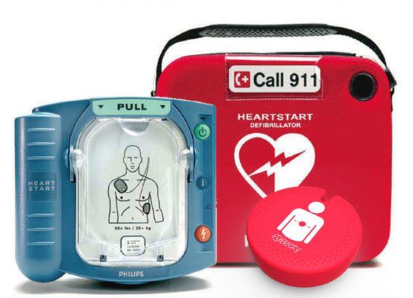 דפיברילטור פיליס (מכשיר החייאה)